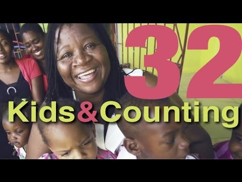 Jamaican Woman has 32 Kids - For Views Group Promises to Give Back