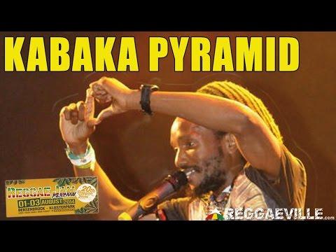 Kabaka Pyramid & The Bebble Rockers - Never Gonna Be A Slave  @Reggae Jam 2014
