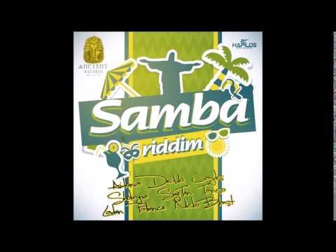 NICKO BLAST - SO MEAN | SAMBA RIDDIM | ANCIENT RECORDS | DANCEHALL | 2014 |