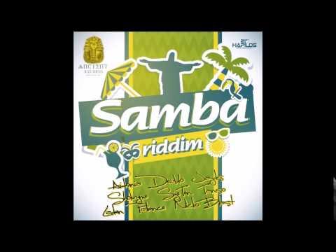 SHOKRYME - PARASITE | SAMBA RIDDIM | ANCIENT RECORDS | DANCEHALL | 2014 |