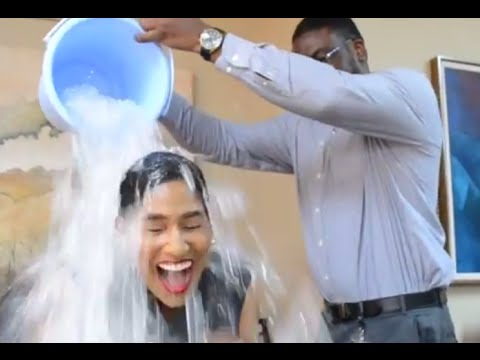 THE GLEANER MINUTE: Hanna takes ice bucket... JCF transformation needed ... PNP elite arrested