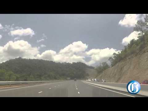 North South Highway opened