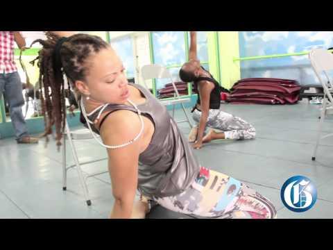 LIFESTYLE TODAY: Trix! takes a lap dance class ... Ishawna, Foota Hype saga ... Turtle River Falls