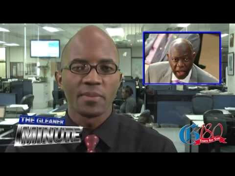 THE GLEANER MINUTE: PM to lead clean-up ... Ferguson defends performance... Canada job tightening