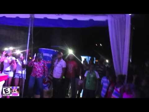 Beenie Man Perform Hits! - Nestle's Community Fest