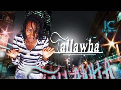 Female Vybz Kartel - Tallawha - Tallawha Mi Name - April 2015