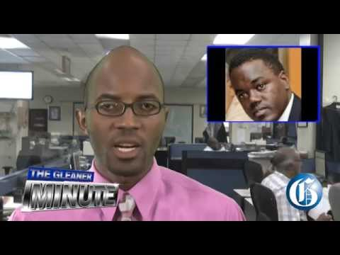 THE GLEANER MINUTE: Basil Waite charged... Blythe takes PNP to court... New Ebola case?
