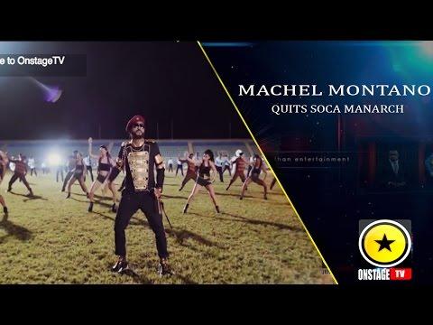 Onstage: Machel Montano quits Soca Monarch