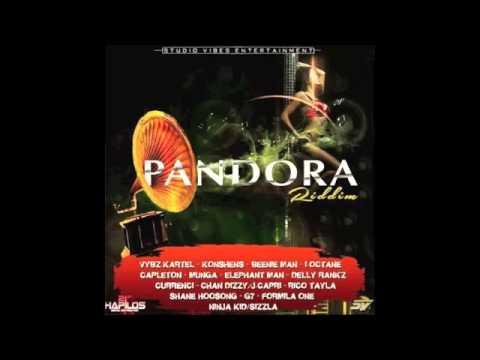 PANDORA RIDDIM MIX [MIXED BY REBEL YOUTHS CREW] JUNE 2015