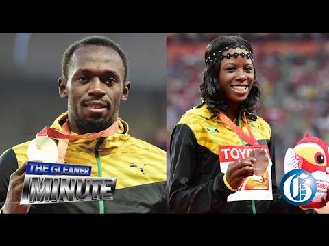 THE GLEANER MINUTE: Athletes win millions...Cop stabbed in neck...Bus slams into restaurant
