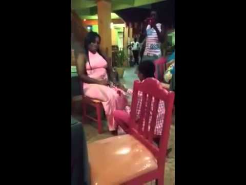 Jamaican Woman Proposed To Long Time Girlfriend [Mix Up] (Lesbians)