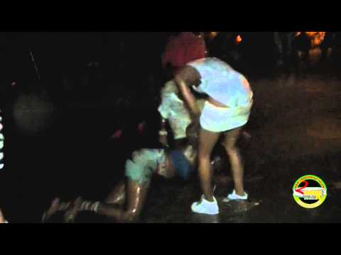 Water Party Daggering Gone Double Wrong She get damage Twice