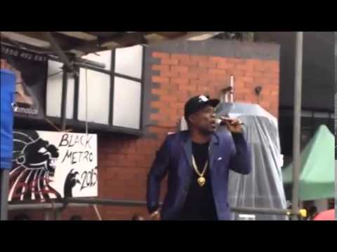 Cutty Ranks Live & Direct @ Notting Hill Carnival 2015