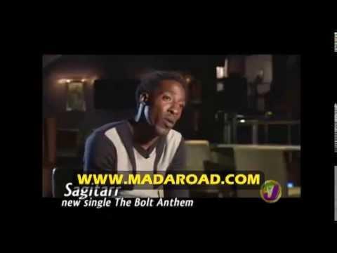 "Sagitarr Talks About  ""Usain Bolt Anthem"" Single And Usain Bolt's Co-Sign"