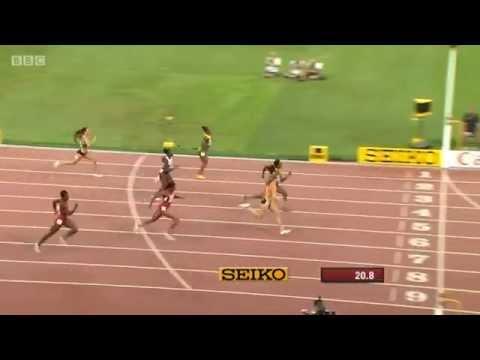 Dafne Schippers Wins 21 63 CR Women 200m Final IAAF World Championship 2015