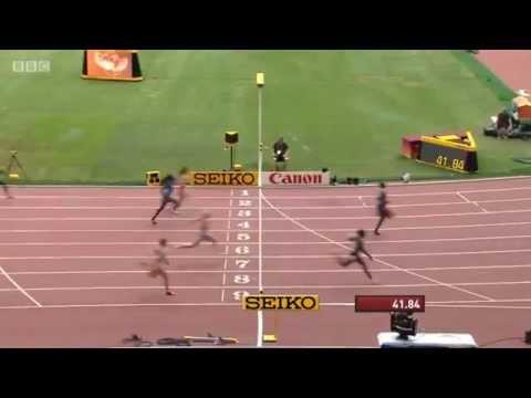 Jamaica 41.84 Women  4x100m Relay Heat 1 IAAF World Championships 2015 Beijing