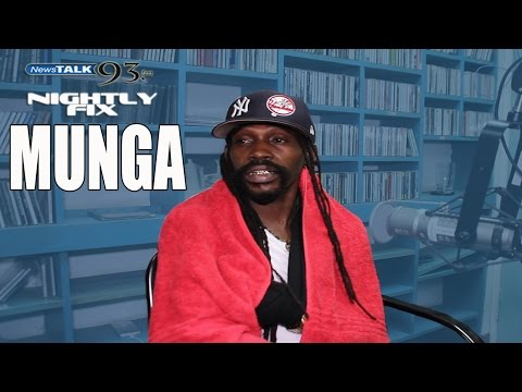 Munga talks being chopped, death rumours, recovery + defends Kaci Fennell @ NightlyFix