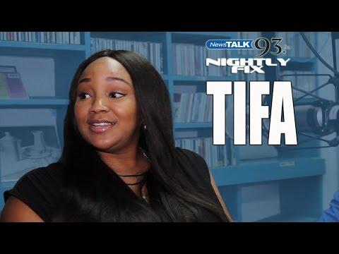 Tifa goes in detail about Stay Away mixtape + inspiring change in dancehall @NightlyFix