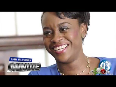 THE GLEANER MINUTE: Juliet Holness confirmed ... New deputy Commish ... Man United booted