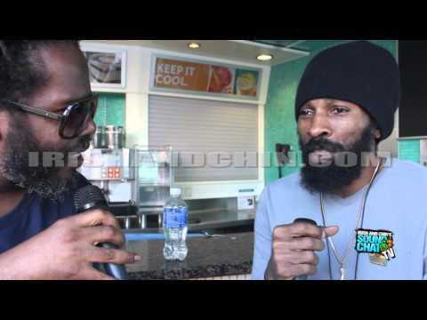 SPRAGGA BENZ INTERVIEW JAMROCK CRUISE 2015