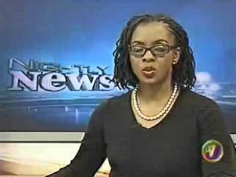 PRIME TIME NEWS - TVJ (JAMAICA)