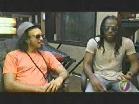 INTENSE   TVJ   CHINO MCGREGOR INTERVIEW [JAMAICA ]PART 2