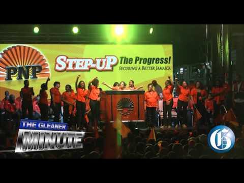 THE GLEANER MINUTE: $Billion scholarships ... 22 women among candidates ... Windies U19 win