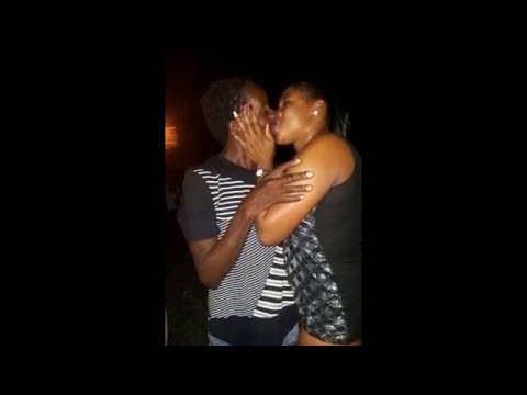 Gully Bop Kissing Another New Girlfriend after Leaving Shuana Chin