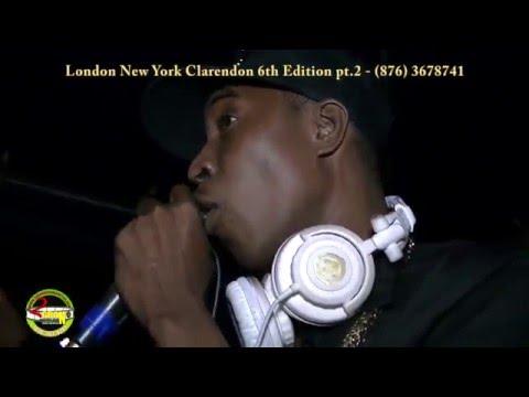 London New York England Clarendon 2 Tony Matterhorn Bass Odessey