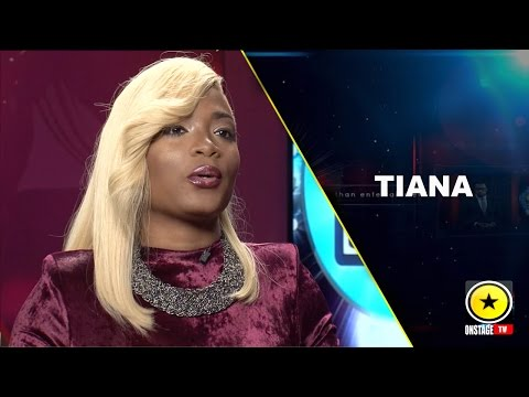 Onstage: Tiana takes Vybz Kartel from Behind Bars
