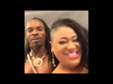 La Lewis In Bed With Gully Bop Girlfriend A'Mari !!!