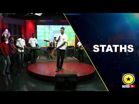 Onstage: Jamaica's Best School Band 2015 ST.A.T.H.S Live
