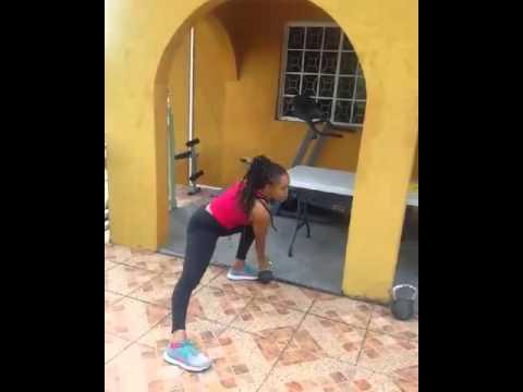  Queen Ifrica  #NoPlasticBatty workout Naturally