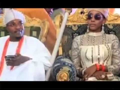 Jamaican Woman Marries Nigerian King to Become Queen of the Two Kingdoms