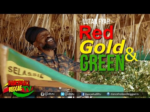 Lutan Fyah - Red Gold and Green [Official Music Video] ▶Reggae 2016