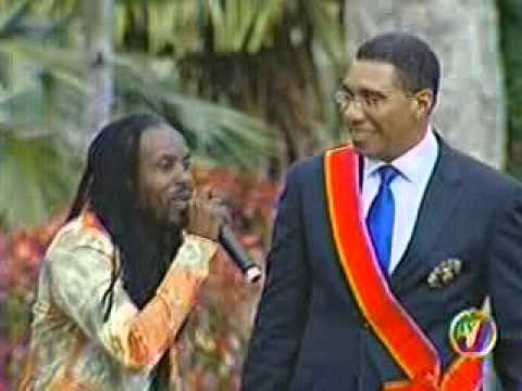 ANDREW HOLNESS   SWEARING IN CEREMONY JAMAICA PART 5