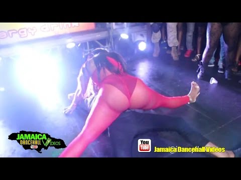 Curvaceous Diva Yanique @ Chug It Negril - YaadSnap