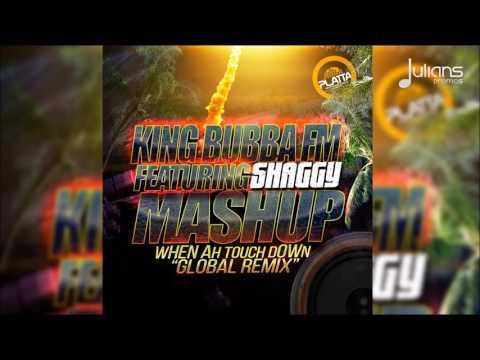 "King Bubba FM Feat.  Shaggy - Mashup Remix ""2016 Soca"" (Barbados Crop Over)"
