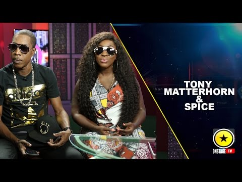 Tony Matterhorn & Spice: Culture Clash Champions