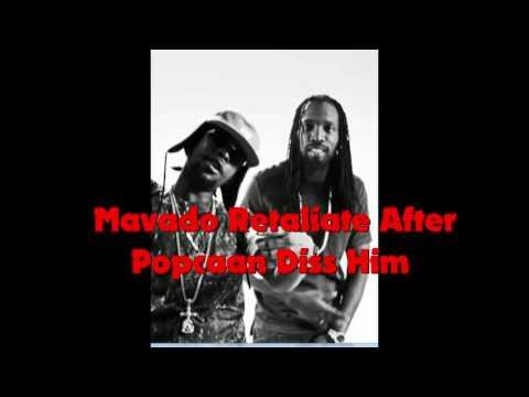 Mavado tell Popcaan to know him bloodclatt self after Popcaan diss track release