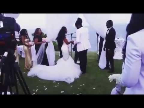 Aidonia Tied The Knot !!! Aidonia Got Married To Longtime Girlfriend Kimberly