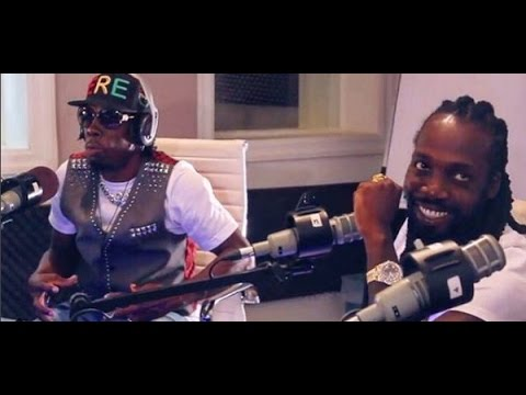 Mavado and Shabba Ranks Diss Vybz Kartel and Beenie Man  + Highlights Of Their Concert In Canada