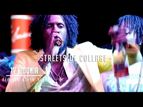 Aidonia - Birthday Party ( 4th generation ) dissing masicka - live performance   explicit   aug 2016