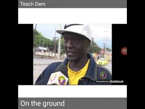 A look @ the readiness of some Parishes & areas across Jamaica as Hurricane Matthew inches closer