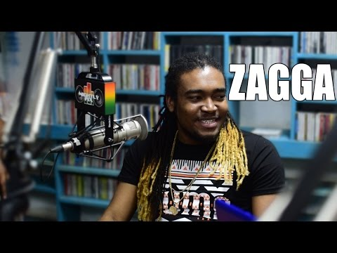 Zagga on why he isn't one of the biggest artistes in Jamaica right now