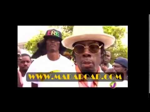 Shabba Back In Jamaica To Receive Order Of Distinction