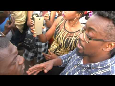 BEENIE MAN  unstoppable tour in GAMBIA first time  2016 HD 1