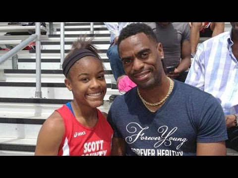 Tyson Gay Daughter (Trinity Gay) Shot & Killed in Kentucky - Age 15