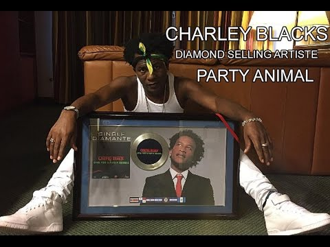Charly Blacks Goes Diamond With Single 'Gyal Yuh A Party Animal