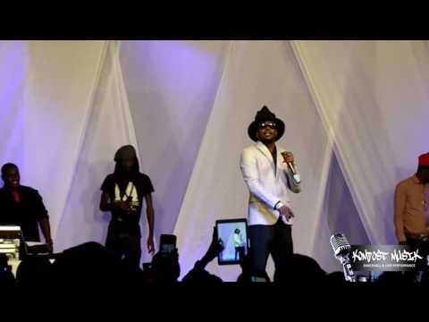 Dancehall King Beenie man ( Perform live In Bermuda ) kartel is king now   July 2016